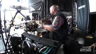Ministry Rock On The Range Festival 2015 [FULL HD]
