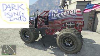 lokasi mobil rahasia monster truck di gta 5 offline(video singkat!!!)