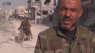 بالفيديو| مهجرو الباب السورية يعودون إلى مدينتهم