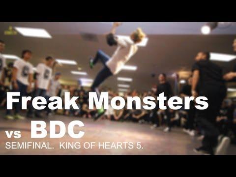 Freak Monsters vs BDC | STRIFE.TV | King of Hearts 5 | Top 4