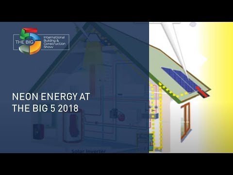 NeOn Energy at The Big 5 2018 - The Big 5 Exhibition