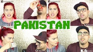 TASTE TEST | PAKISTAN