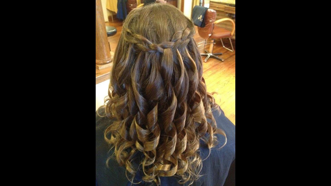 peinados con trenzas para nia top tendencias