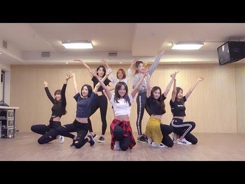 開始Youtube練舞:Chococo-gugudan | 線上MV舞蹈練舞