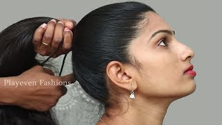3 Beautiful hairstyles for girls | Quick Hairstyles For girls || hair style girl || 2018 hairstyles