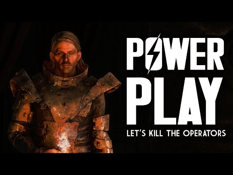 Power Play - Let's Kill the Operators & Restore Power to Nuka World