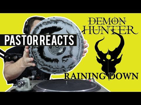 Demon Hunter Raining Down // Pastor Reacts // Vinyl