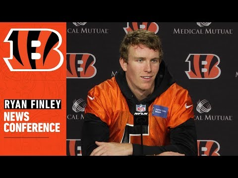 Ryan Finley News Conference | 11/6