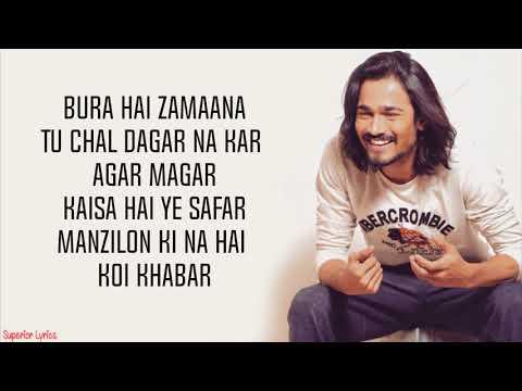 Bhuvan Bam - Safar (Lyrics)