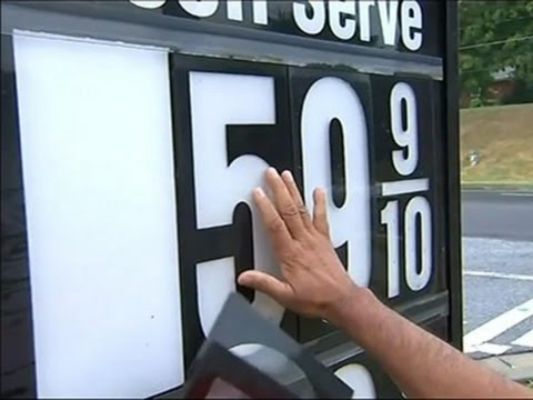 Gas Prices Jumping in Southeast After Spill