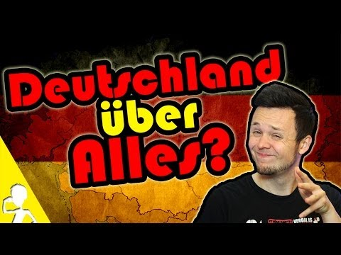 Why You Shouldn't Say DEUTSCHLAND ÜBER ALLES