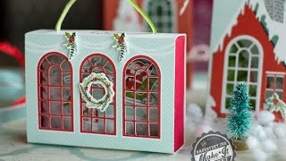 Papertrey Ink Make It Market All Through the House KIt: Matchbox Assembly & Options