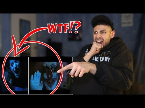 DONT LOOK AWAY CHALLENGE REACTING TO THE SCARIEST VIDEOS EVER PART 3 *WATCH UNTIL THE END*