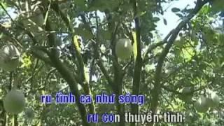 Rước tình về với quê hương (Karaoke) - Cẩm Ly & Quốc Đại
