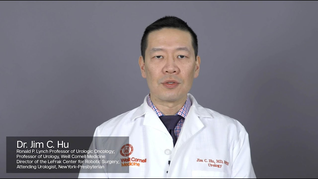 Jim C  Hu | Weill Cornell Medicine: Department of Urology