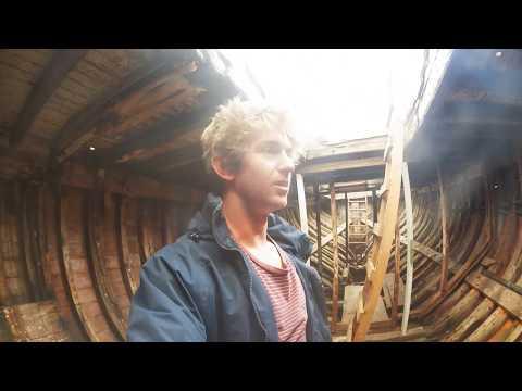 Visiting Tally Ho - Rebuilding Tally Ho EP1