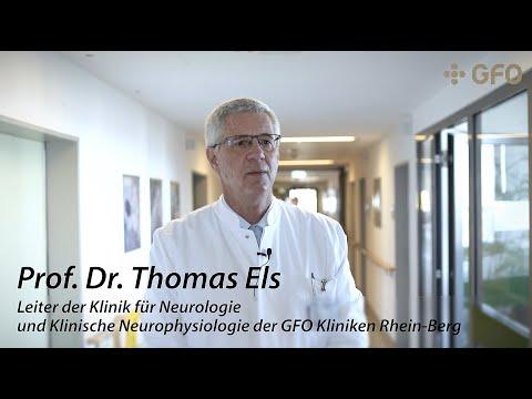 Frag den Arzt! Prof. Dr. Els zum Thema Schlaganfall