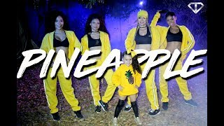 Gambar cover Choreography by Jazmin Tobon, Karol G - Pineapple