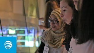 Girls Who Code | AT&T
