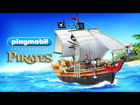 PLAYMOBIL Pirates - Universal - HD Gameplay Trailer