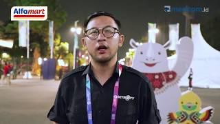 Kegiatan Seru di Sekitar Venue Asian Games 2018