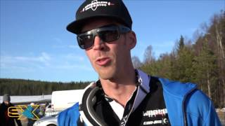 Johan Eriksson sm deltävling 3 2015