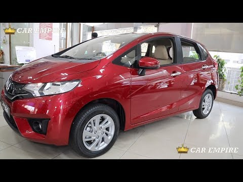 New Honda Jazz 2020 BS6 Top Model Vx Review,on Road Price,Features | Jazz vx top model