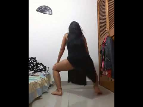 Amazing booty dance by an indian girl thumbnail