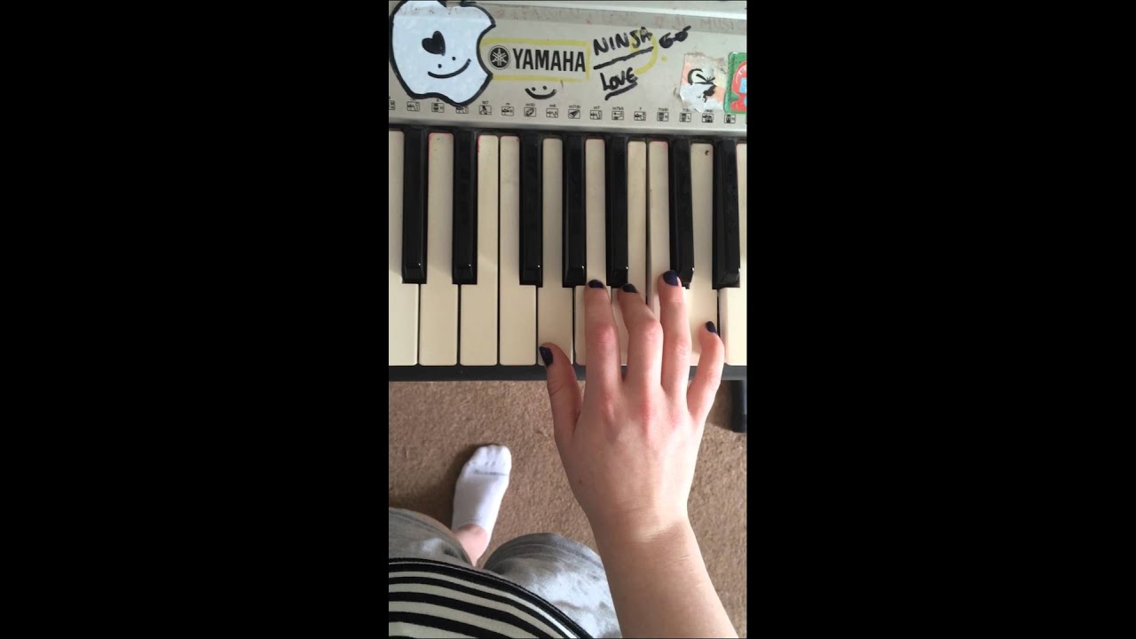 Seventeen Marina And The Diamonds Piano Tutorial Chords Chordify