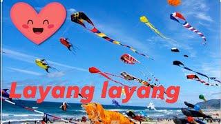 Layang layang | Lagu anak anak bermain layang layang | Lagu anak Indonesia populer