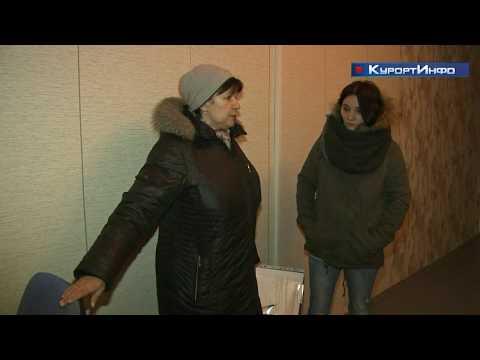 Жителей Зеленогорска, оказавшихся без крова, обеспечили временным жильём
