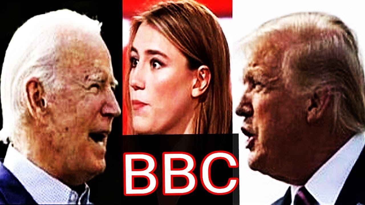 BBC's 'Specialist Disinformation Reporter' Analyzes Trump/Biden Debate
