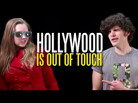 Seven Ways Hollywood Is Painfully Out of Touch