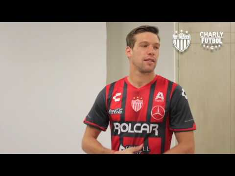 Charly Make of Shooting Necaxa Charly AP17 CL18
