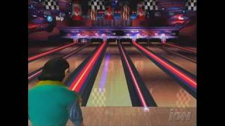 AMF Xtreme Bowling 2006 Xbox Gameplay - Here