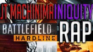 BATTLEFIELD HARDLINE RAP ♫ JT Machinima feat. Iniquity Rhymes