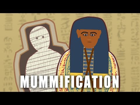 Mummification (How an Ancient Egyptian Mummy was Made)