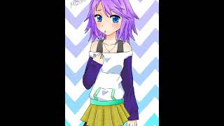 Mizore speed draw!