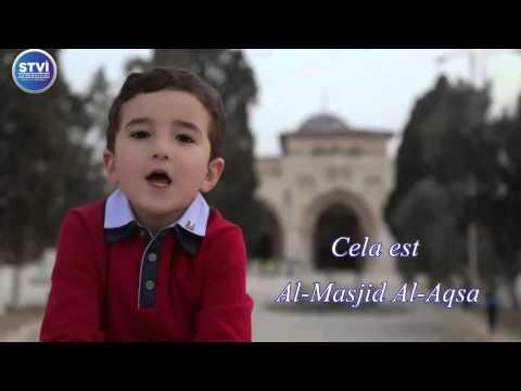 Al-Masjid-Al-Aqsa dans les yeux  de ses enfants