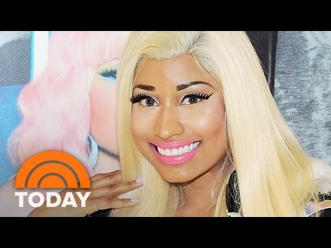 Nicki Minaj Promises To Help Pay For Fans' College Tuition | TODAY