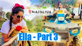 Travel with Wasuliya - වාසුළිය | Ella - Part 3 | Travel Magazine @Sri Lanka Rupavahini Thumbnail