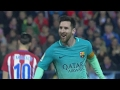 Lionel Messi Amazing Goal Vs Atletico Madrid 0-2 (Copa Del Rey) 01.02.2017 HD