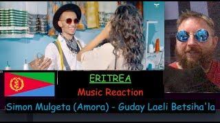 Eritrea Music Reaction: Simon Mulgeta (Amora) - Guday Laeli Betsiha'la