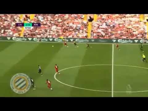 Salah Vs David Luiz