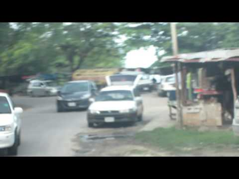 Jamaica vlog 2016. Do Road White House Westmoreland.