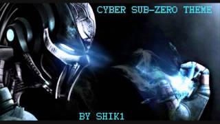 CYBER SUB-ZERO THEME BY SHIK1 MORTAL KOMBAT 9 MK9 MK2011.wmv