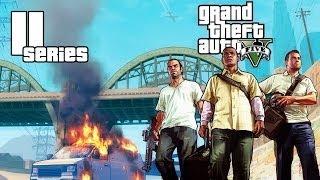 Прохождение Grand Theft Auto 5 (GTA V) #11 - Жаркий секс