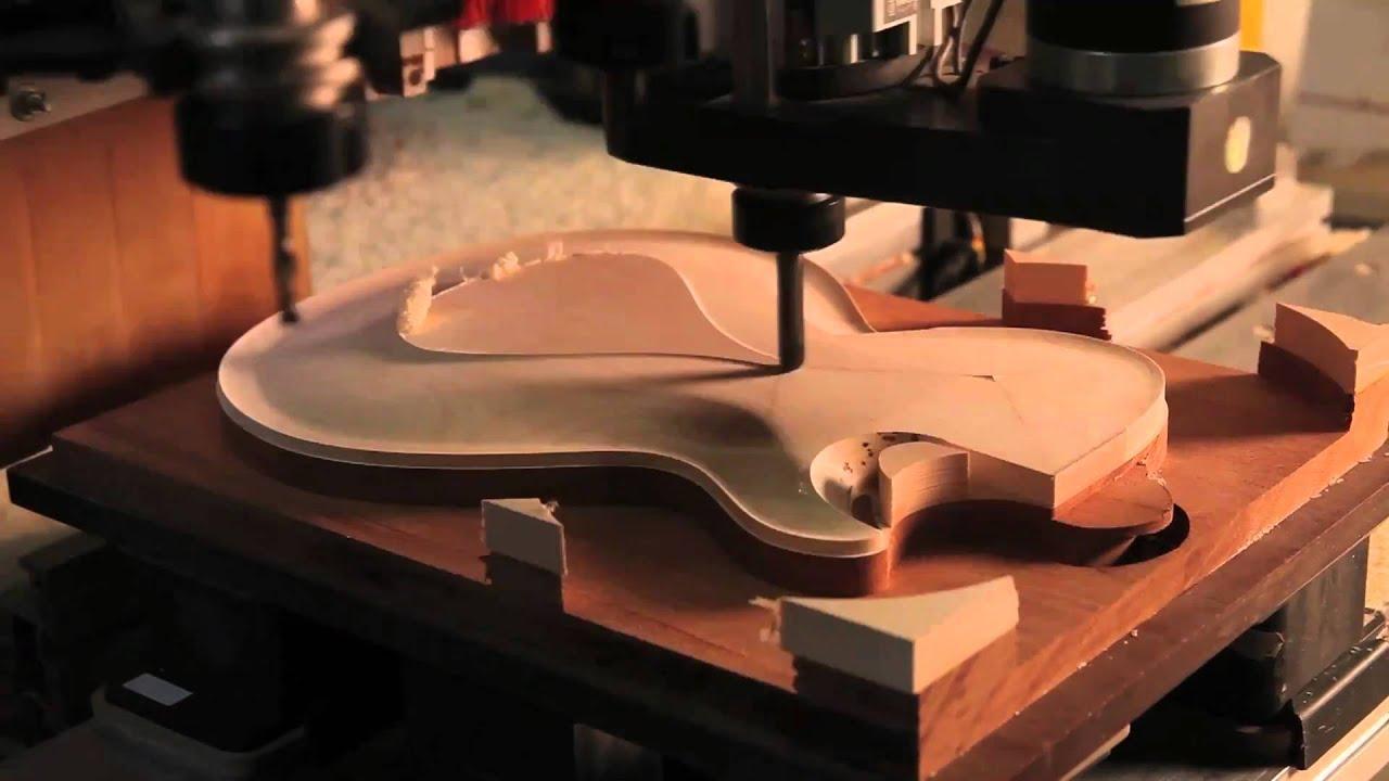 Custom Wallpaper 3d Dbz Guitars Bolero Cnc Time Lapse Youtube