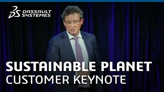 Sustainable Planet Customer Keynote - Science in the Age of Experience 2019 - Dassault Systèmes