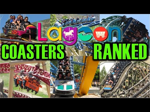 Download Ranking the Coasters at Lagoon - Farmington, Utah